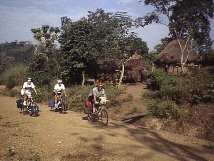 West Africa Bicycle Tours Senegal Gambia Mali Guinea Burkina