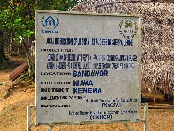 Sierra Leone Tiwai Island