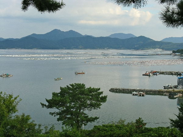 Geoje-si South Korea  City pictures : ... back roads of Geoje Island offered delightful views and experience