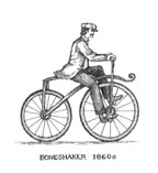 Bone Shaker or Velocipede