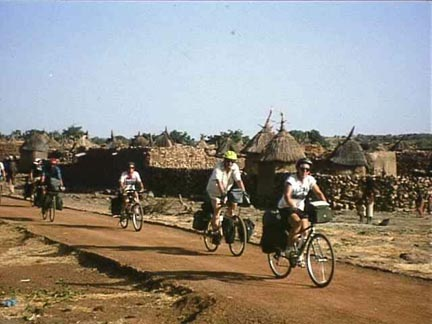 Africa Bicycle Tours: Cultural Adventures to North, South