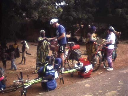 Africa Bicycle Tours Overview North South East West